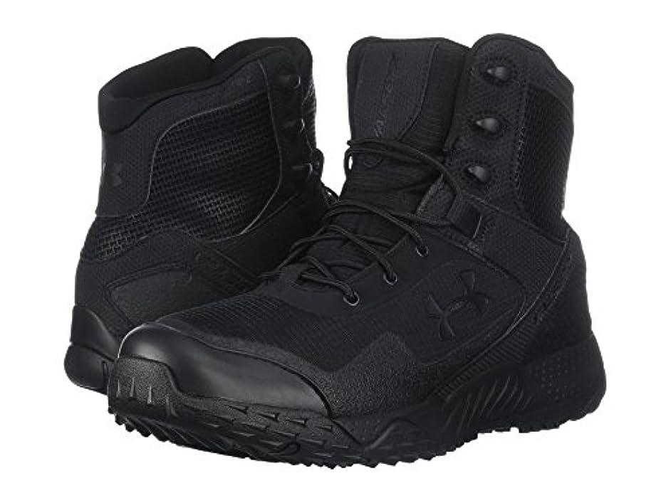 日打倒ポスター(アンダーアーマー) UNDER ARMOUR レディースブーツ?靴 UA Valsetz RTS Black 7 (24cm) B - Medium