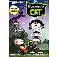 Frankenstein's Cat 1: Where the Wrong Things Are [DVD] [Import]