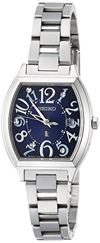 Best-Selling Seiko for Woman in Japan [rukia] lukia watch lukia tono radio wave ssvw 093 women's