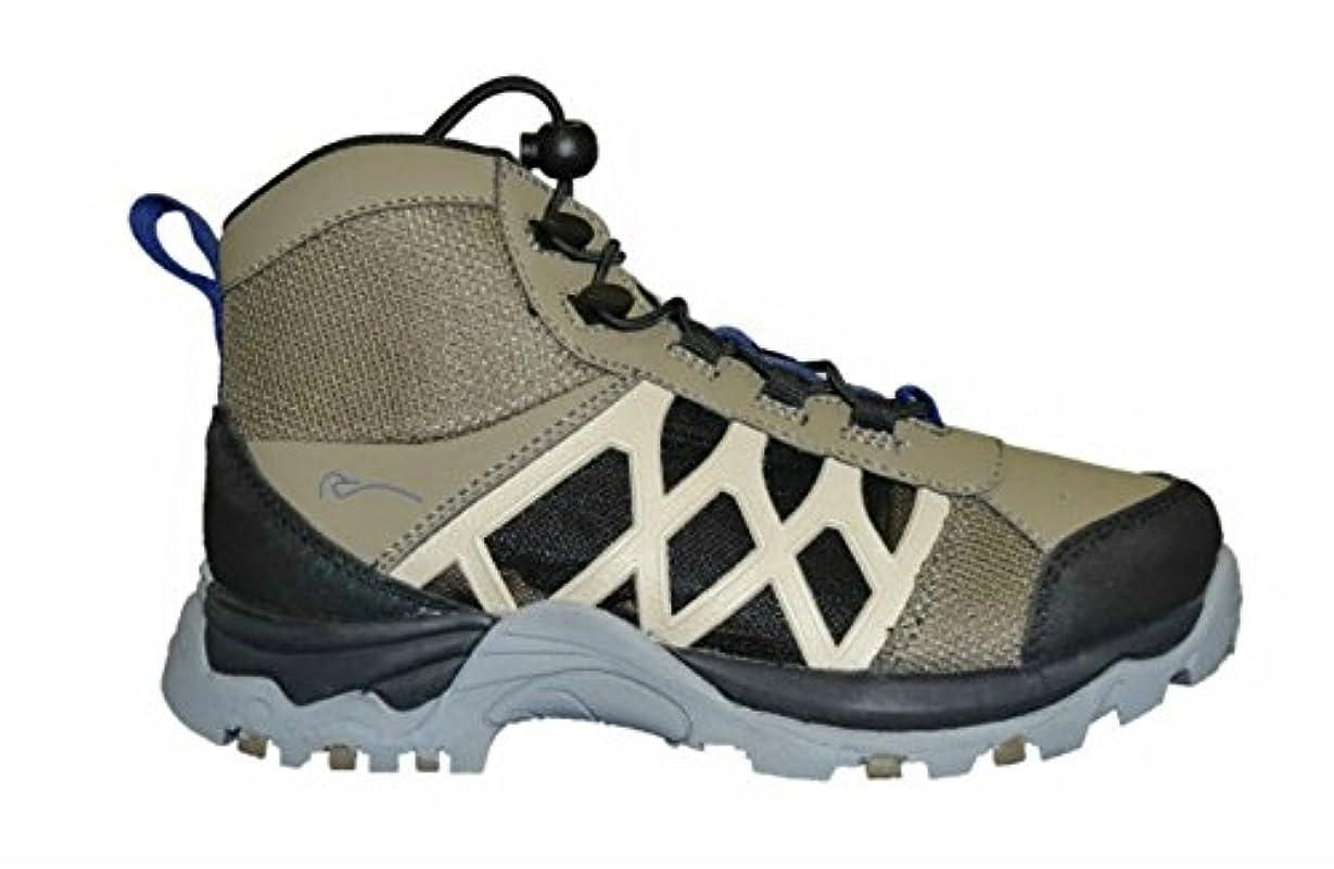 好ましい接続民間人ChotaアウトドアギアWading Boots、ハイブリッドハイトップ、スーパーライト、下1 lb。Rubber Soled For Traction、耐久性