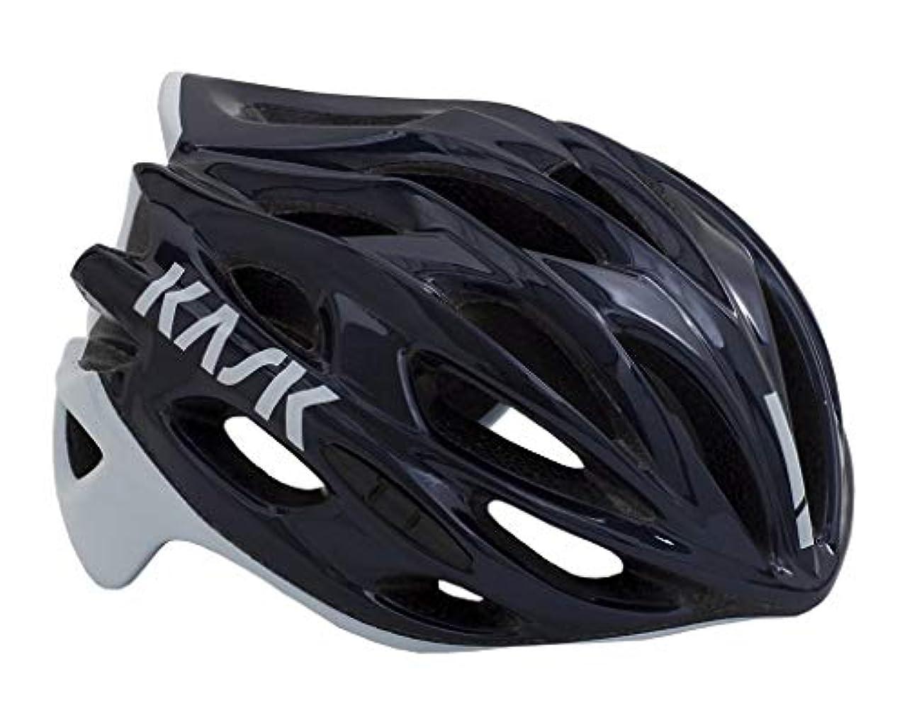 セミナー基礎飲み込むKASK(カスク) ヘルメット MOJITO X NAVY BLU/WHT L サイズ:59-62cm
