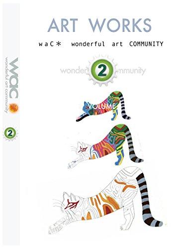 [画像:waCアート作品Vol.02 ART WORKS]