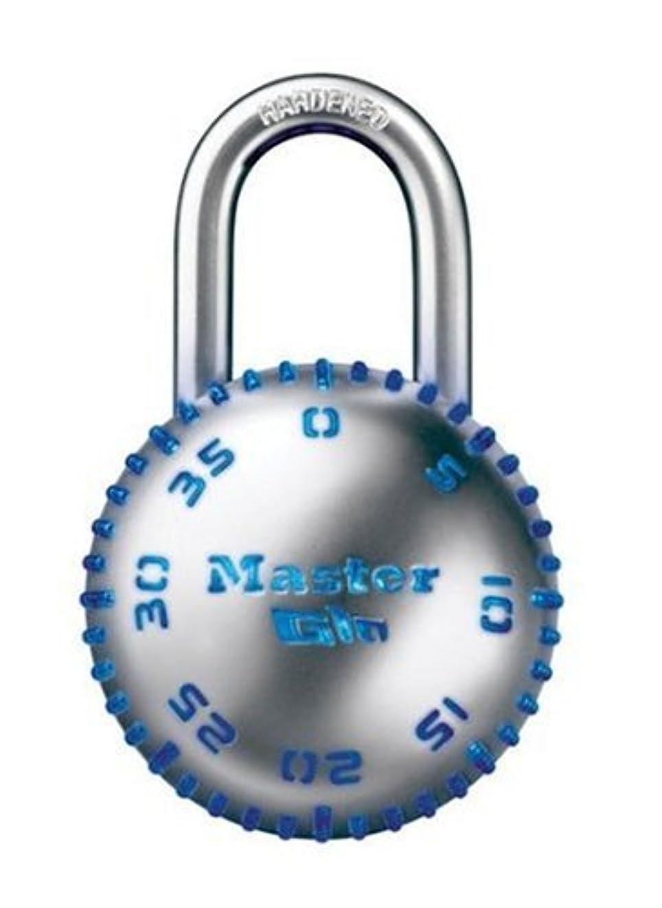 隠乳白色インターネットマスターロック2077d glow-in-the-dark組み合わせロックレッド、パープル、グリーン、ブルー、または、1パック