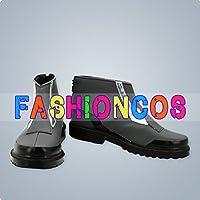 ★サイズ選択可★男性26.5CM UA0304 ギルティクラウン GuiltyCrown 桜満 集 コスプレ靴 ブーツ