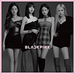 BLACKPINK「Hope Not -JP Ver.-」の歌詞を収録したCDジャケット画像