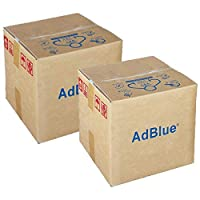 アドブルー10L×2 (AdBlue) / 尿素SCRシステム専用尿素水 ディーゼルエンジン用排気ガス浄化液 /