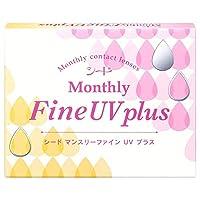 マンスリーファイン UV plus 【BC】8.8 【PWR】-5.75