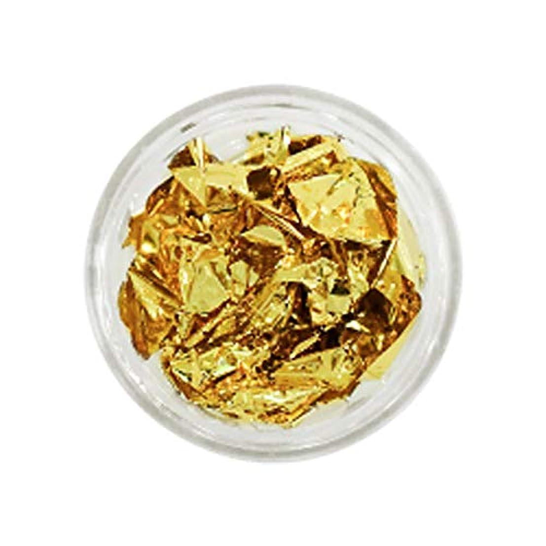 バッグ資格情報楕円形Bonnail(ボンネイル) 箔セレクション プラチナゴールド