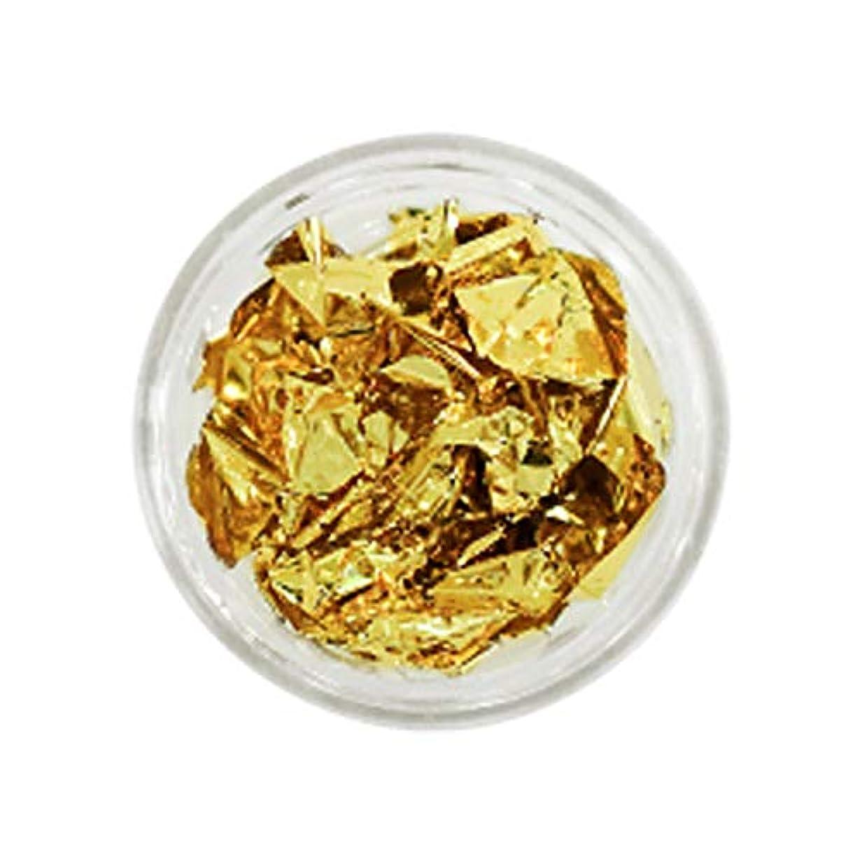 歴史的食用貫通するBonnail(ボンネイル) 箔セレクション プラチナゴールド