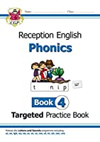 English Targeted Practice Book: Phonics - Reception Book 4