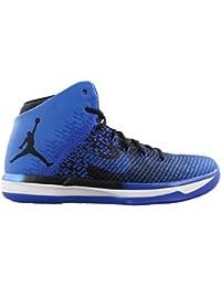 "Nike Air Jordan XXXI 31 ""Flight Guy"" メンズ Black/Game Royal/White ジョーダン31 NIKE ナイキ バッシュ [並行輸入品]"