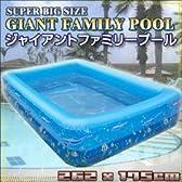 家族で遊べる超ビッグサイズ◆ジャイアントファミリープール