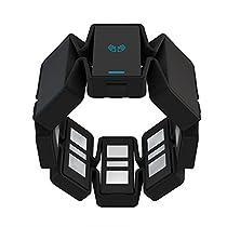 【日本未発売】ジェスチャーコントロールアームバンド Myo 次世代インターフェース 筋肉の動きでPCなどを操作可能 国内在庫有り GESTURE CONTROL ARMBAND