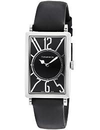 [ティファニー]Tiffany&Co. 腕時計 Gallery ブラック文字盤 Z3002.10.10A10A68A メンズ 【並行輸入品】