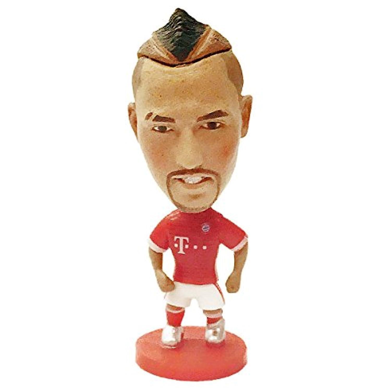 サッカーフィギュア Soccerwe アルトゥーロ?ビダル (バイエルン?ミュンヘン/16-17/ホーム/#23)Arturo Vidal Bayern Munchen ドイツ?ブンデスリーガ(*)