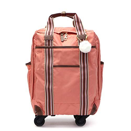 [カナナプロジェクト コレクション]Kanana project COLLECTION ストライプフォールド TR スーツケース 22L 48988 ピンク/11