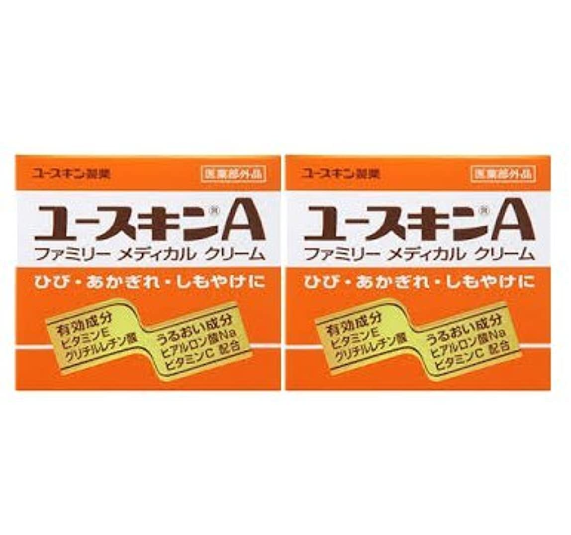 伝導率増加する理想的には【2個セット】ユースキンA ( 120g ) ( ハンドクリーム )