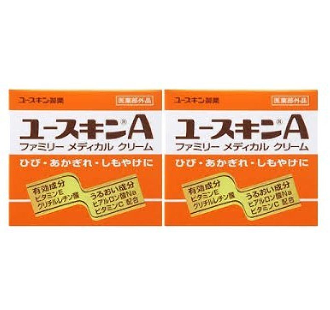 仮定する幻滅時間とともに【2個セット】ユースキンA ( 120g ) ( ハンドクリーム )