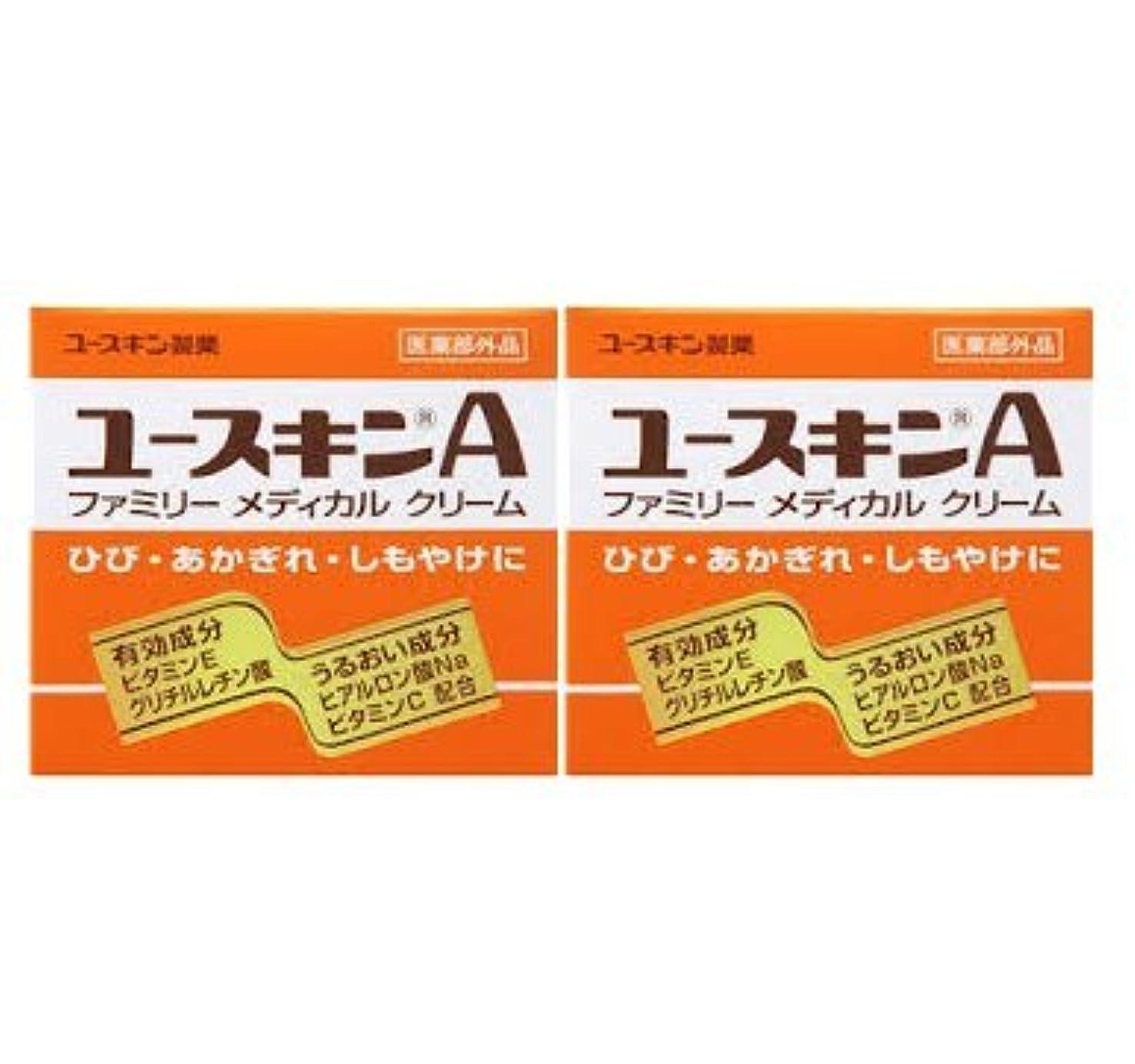 汚染する貨物重量【2個セット】ユースキンA ( 120g ) ( ハンドクリーム )