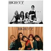 韓国雑誌 HIGH CUT(ハイカット) 214号 (Red Velvet表紙選択/ASTROのチャ・ウヌ&Weki Mekiのチェ・ユジョン記事)