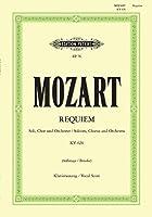Requiem d-Moll KV 626: Klavierauszug
