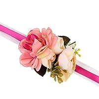 ブレスレット、杜屋トヤ 女性 花 織 写真 ブレスレット 花嫁 ブレスレット カジュアル ジュエリー 誕生日 記念日 母の日 ギフト