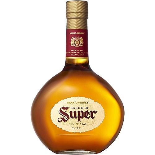 スーパーニッカ瓶 [ ウイスキー 日本 700ml ]