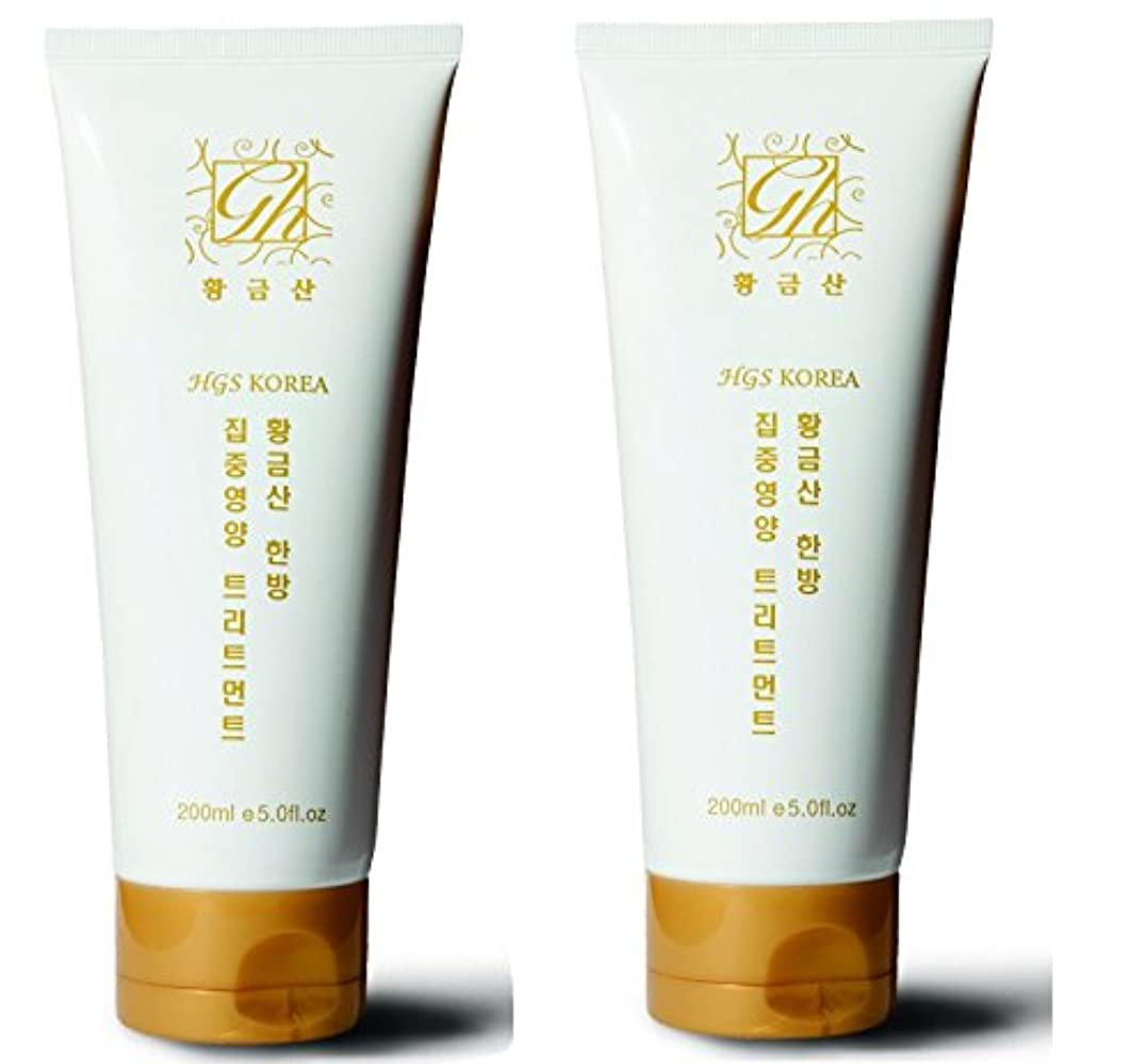 治世ジャンプコードゴールドヘア 育毛トリートメント 2個 発毛ケア 漢方トリートメント ヘアケアトリートメント/Herbal Hair Loss Fast Regrowth Gold Hair Loss reatmentX2ea[海外直送品...