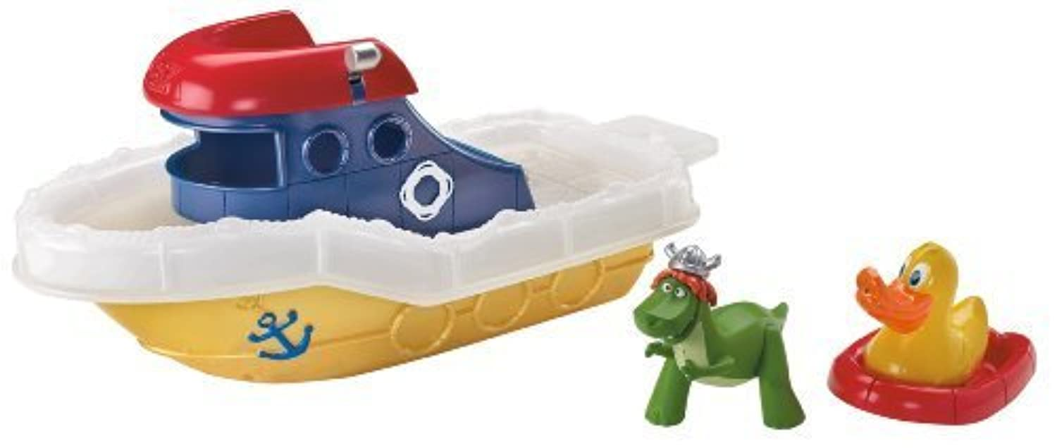 Toy Story Party-Saurus Boat Playset by Mattel [並行輸入品]