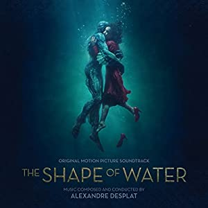 THE SHAPE OF WATER (SOUNDTRACK) [LP] [12 inch Analog]