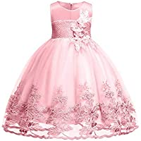 Girls Special Occasion Dresses Baby Girl Tutu Party Wedding Dress