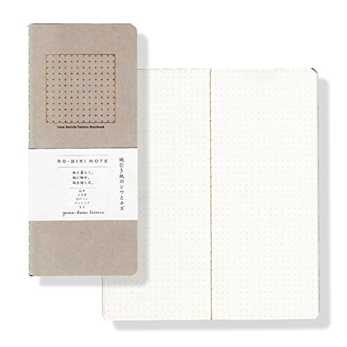山本紙業 RO-BIKI NOTE BASIC STYLE 5mm十字