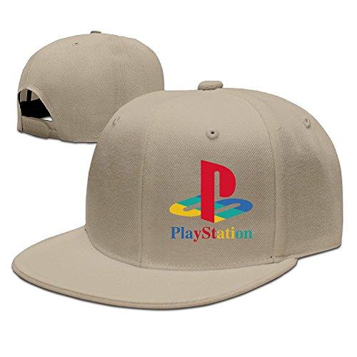 Play用 娯楽 おもしろ 平らつば 野球帽 BBキャップ ハット ヒップホップ 男女兼用