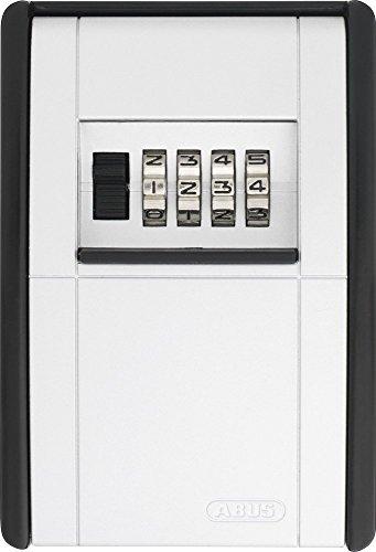 日本ロックサービス ABUS 箱固定型 4桁可変ダイヤル カードとカギの預かり箱 面付 AB-KG2-B