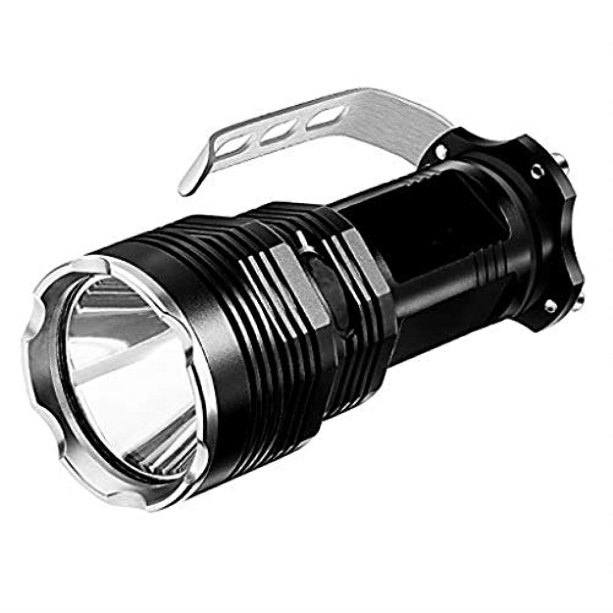 懐中電灯LED屋外釣りキャンプスポーツアルミ防水電気トーチ