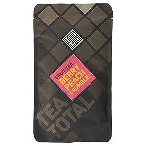 (セット販売) NZ紅茶(茶葉) ベリー ピーチ クランブル ティー(30g) ×50個