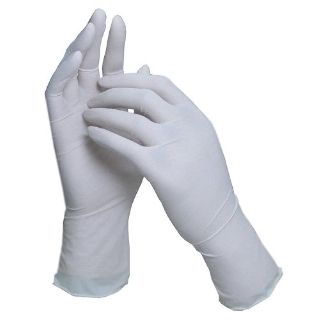 居間強化する配送SL ニトリル手袋(粉付)S 2000枚