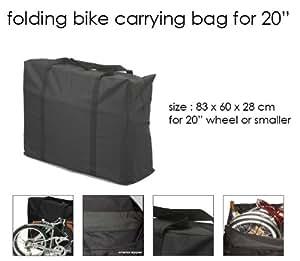 20インチ折りたたみ自転車用キャリーバッグ BK-04