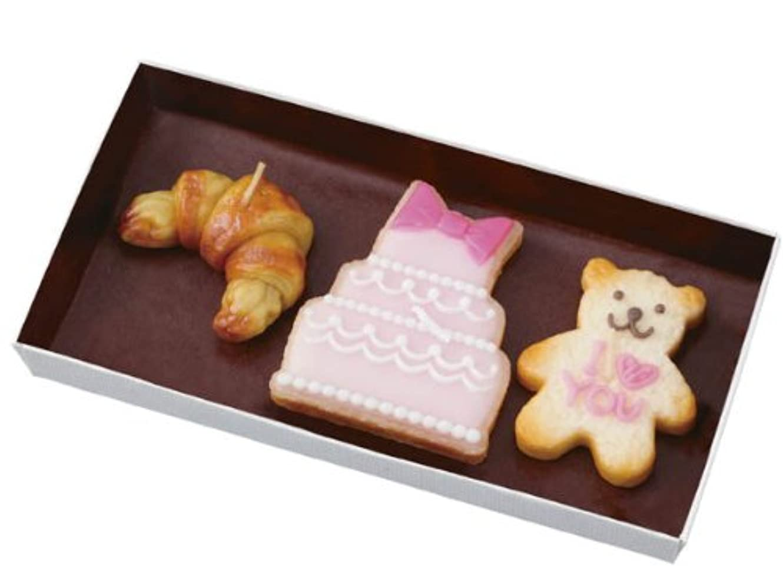 問い合わせ口径極めてアイシングクッキーセット PKケーキ