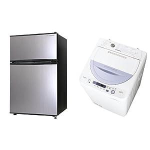 【新生活2点セット】 冷蔵庫 洗濯機
