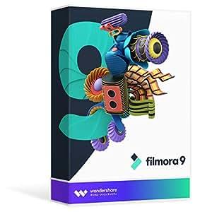 Wondershare Filmora 9 次世代動画編集ソフト( Mac版 )永久ライセンス パッケージ版