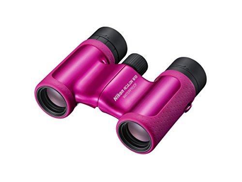 Nikon 双眼鏡 アキュロン W10 8x21 ダハプリズム式 8倍21口径 ピンク ACW108X21PK