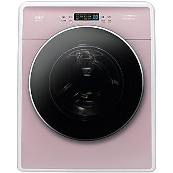 DAEWOO 3.0kg ドラム式洗濯機 ピンク DW-D30A-P DW-D30A-P