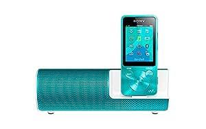 SONY ウォークマン Sシリーズ 16GB スピーカー付 ブルー NW-S15K/L