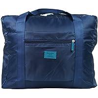 Lightweight Folding Duffel Bag Portable Storage Shopping and Travel Luggage Bag