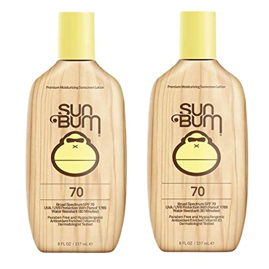促進する藤色春Sun Bum SPF 70 Lotion Sunscreen - by Sun Bum