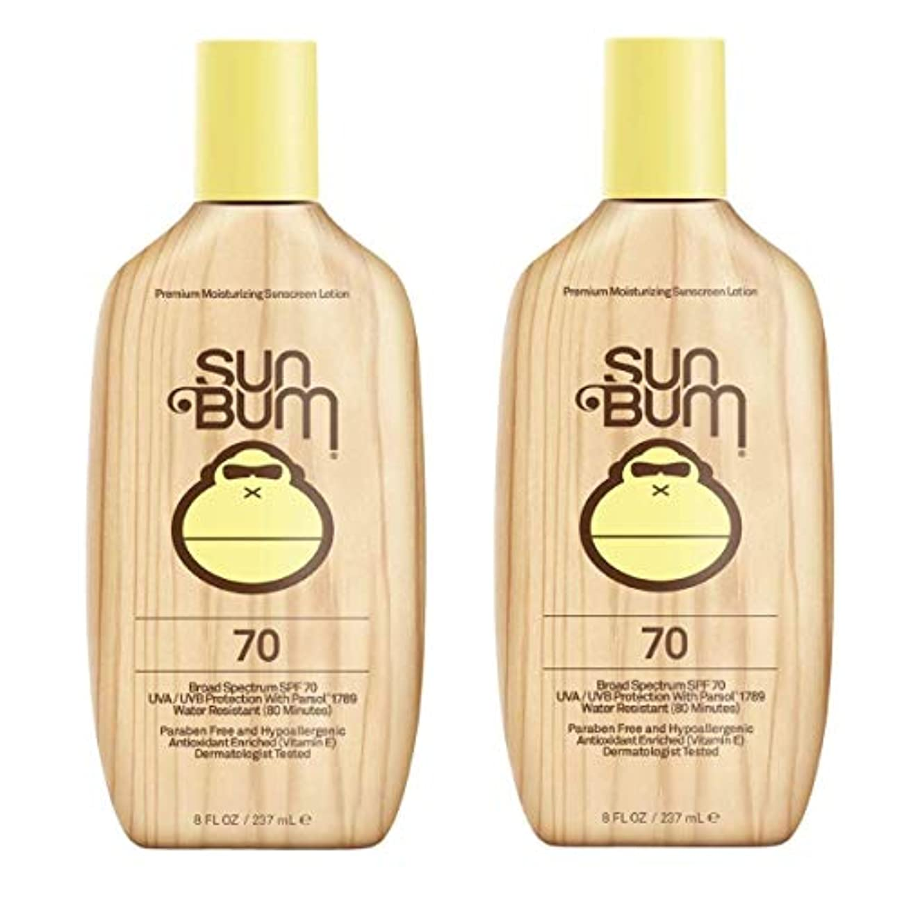 貧困削除するまとめるSun Bum SPF 70 Lotion Sunscreen - by Sun Bum