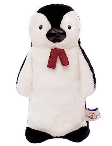 かわいい筆箱 立って かわいい ペンケース プティルウ カワイイアニマル  (ペンギンⅡ)