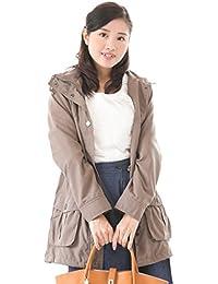 037ddf8b82997 Amazon.co.jp  モッズコート - コート・ジャケット   レディース  服 ...