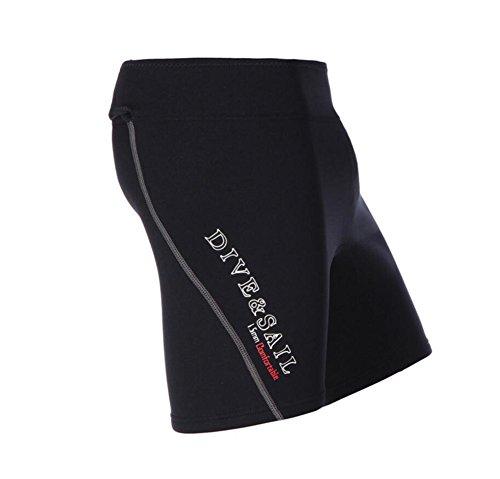 [해외]MORGEN SKY 잠수복 1mm 반바지 젖은 속옷 얕은웨어/MORGEN SKY wet suit 1 mm short pants wet inner paddling wear